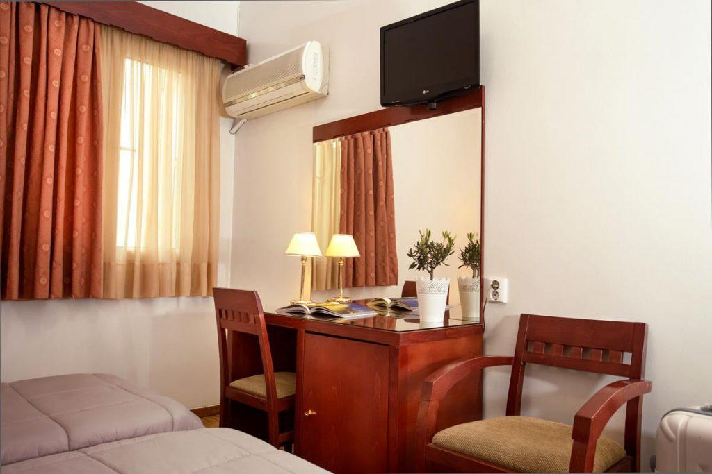 οικονομικα δωματια αθηνα - Attalos Hotel Athens