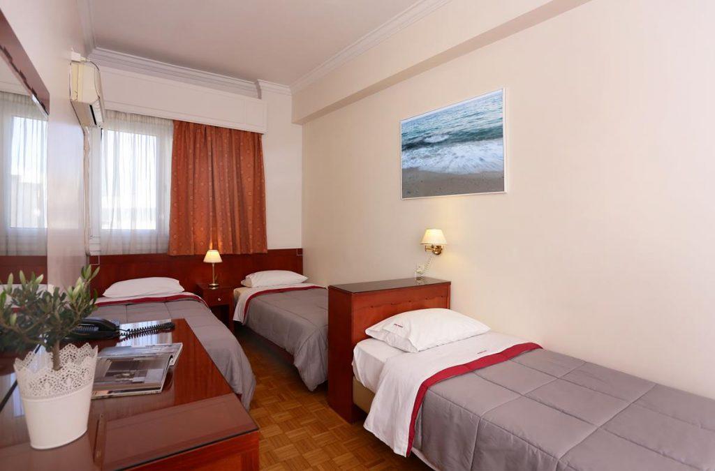 διαμονη αθηνα κεντρο - Attalos Hotel Athens